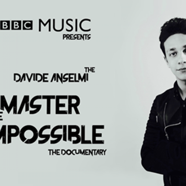 DAVIDE ANSELMI THE MASTER OF THE IMPOSSIBLE