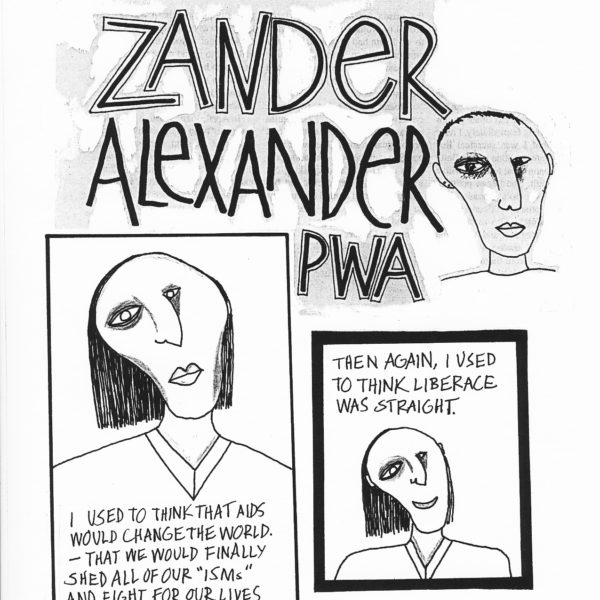 Zander Alexander (I used to think...)